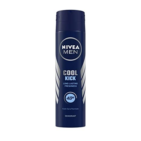 NIVEA DEO SPRAY COOL KICK 150ML