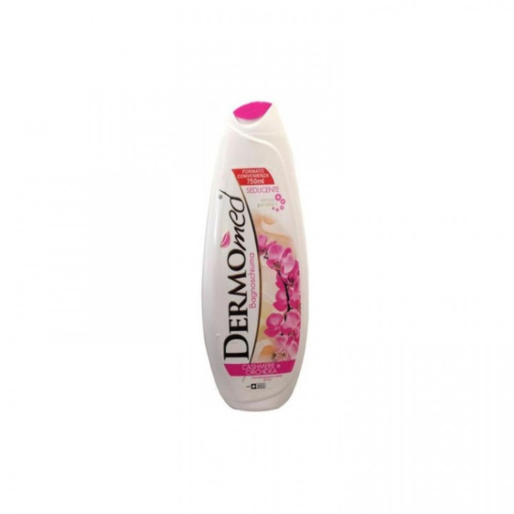 DERMOMED BATH GEL WITH CASHMERE & ORCHID 750ML