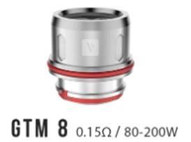CASCADE COILS  GTM8 0.15 OHM