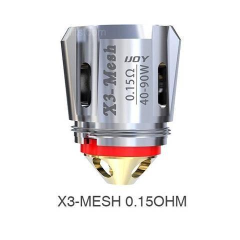 IJOY X3-MESH COIL 0.15 OHM