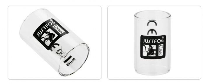 JUSTFOG Q16 PYREX GLASS