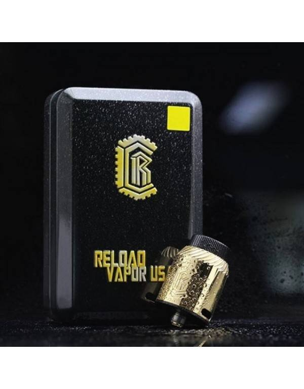 RELOAD RDA GOLD AUTHENTIC