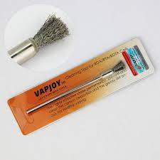 VAPJOY WIRE CLEANING BRUSH TOOL