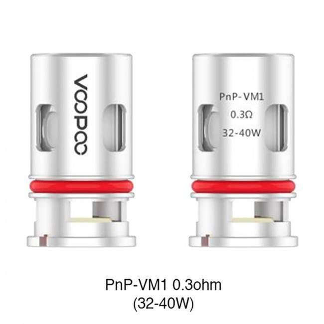 VOOPOO VINCI MESH COILS 0.3Ohm