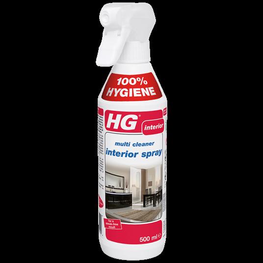 HG Multi cleaner interior spray 500ml