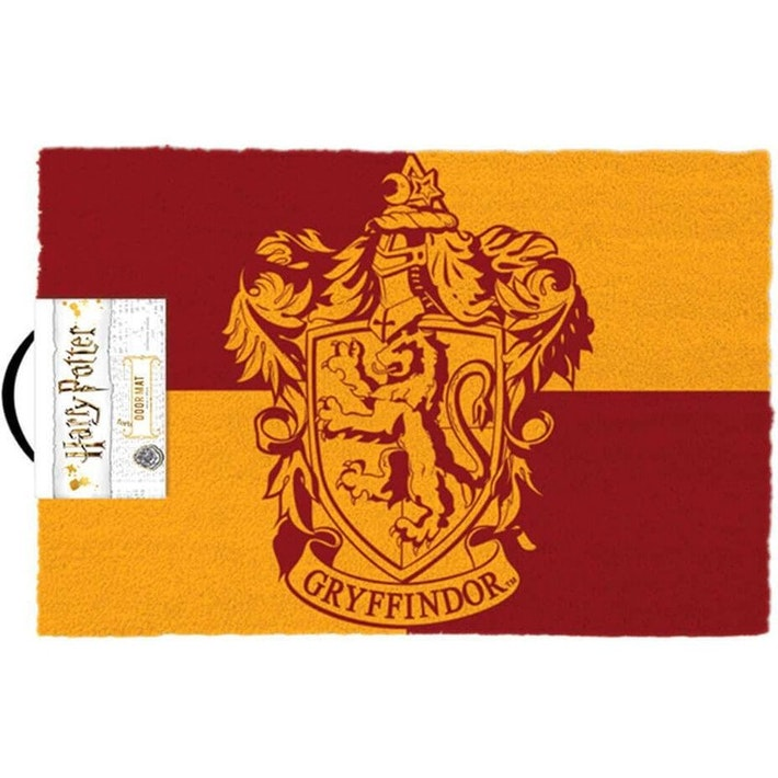HARRY POTTER GRYFFINDOR DOOR MAT
