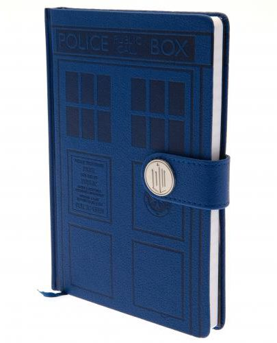 DOCTOR WHO TARDIS A5 PREMIUM NOTEBOOK