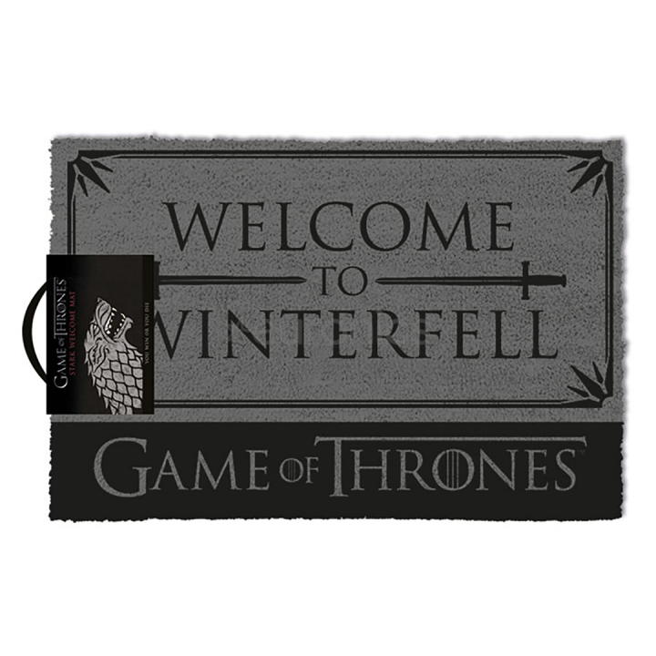 GAME OF THRONES WELCOME TO WINTERFELL