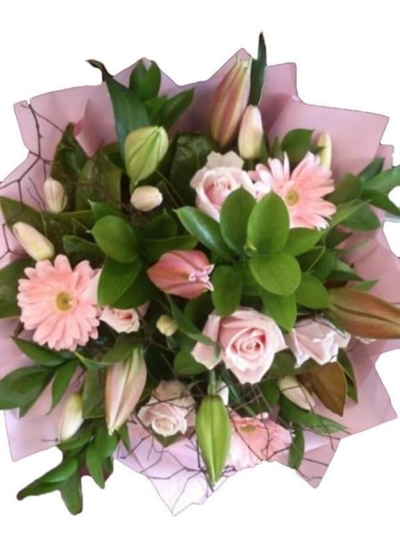 Seasonal bouquets 1 - Warmth