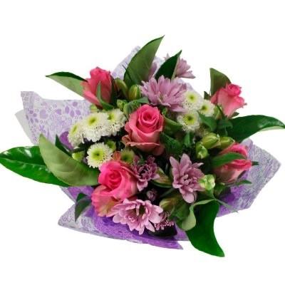 Seasonal bouquets 3 - Vivid