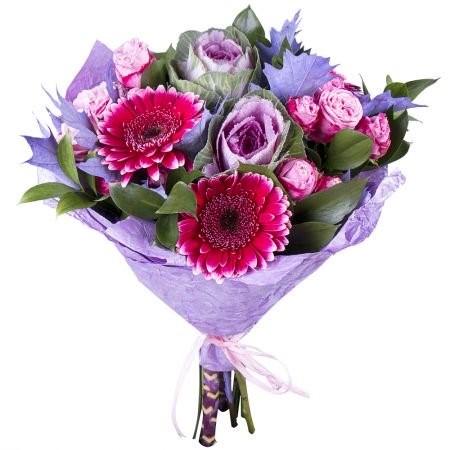 Seasonal bouquets 4 - Flame