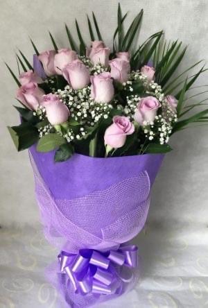 Bouquet purple fantasy