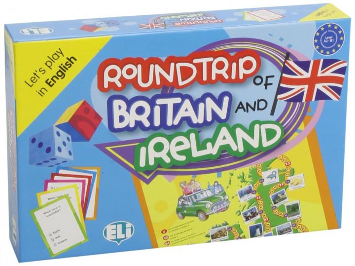 ROUNDTRIP OF BRITAIN AND IRELAND