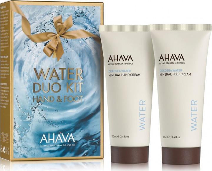 AHAVA KIT WATER HAND & FOOT 100ML