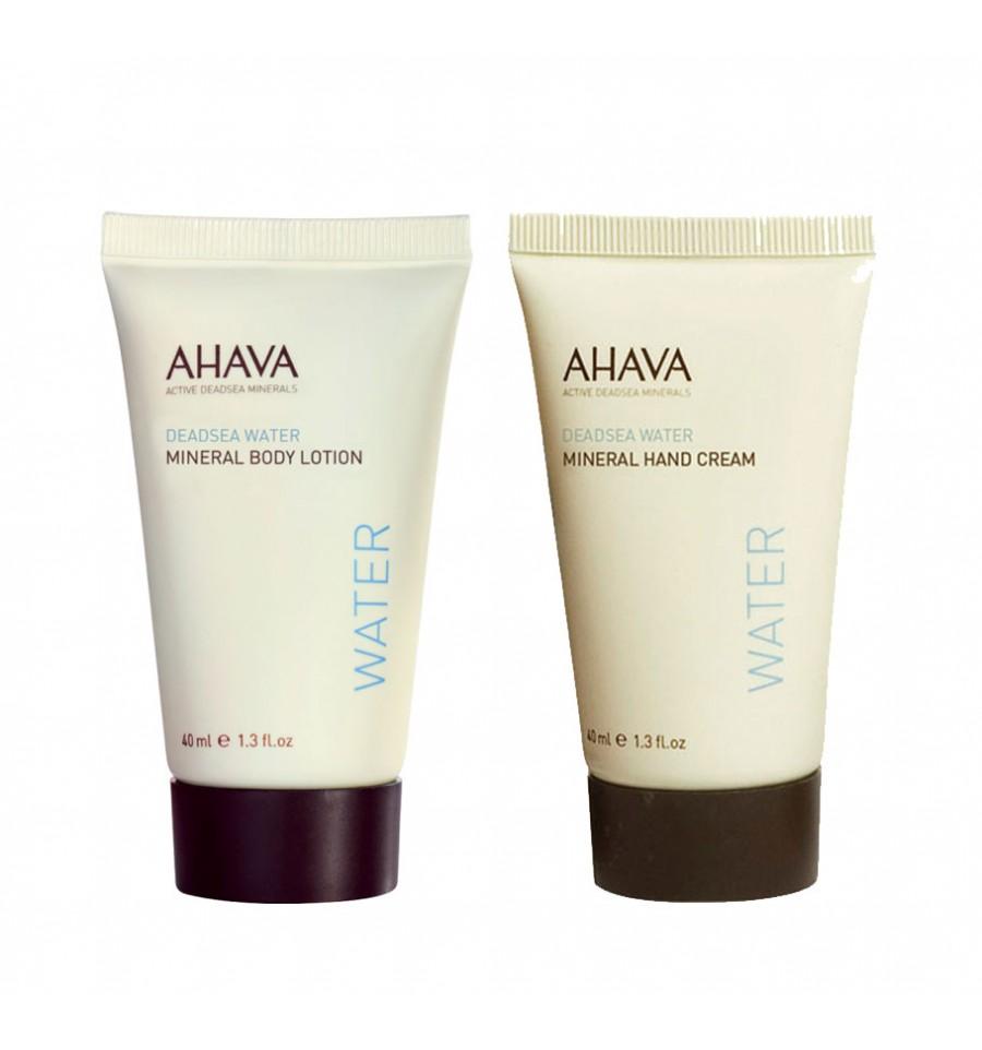 AHAVA KIT DUO WATER HAND & BODY 100ML