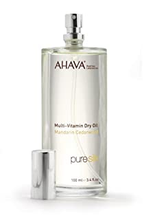 AHAVA PURE MULTI VITAMIN DRY OIL Spray 100ml