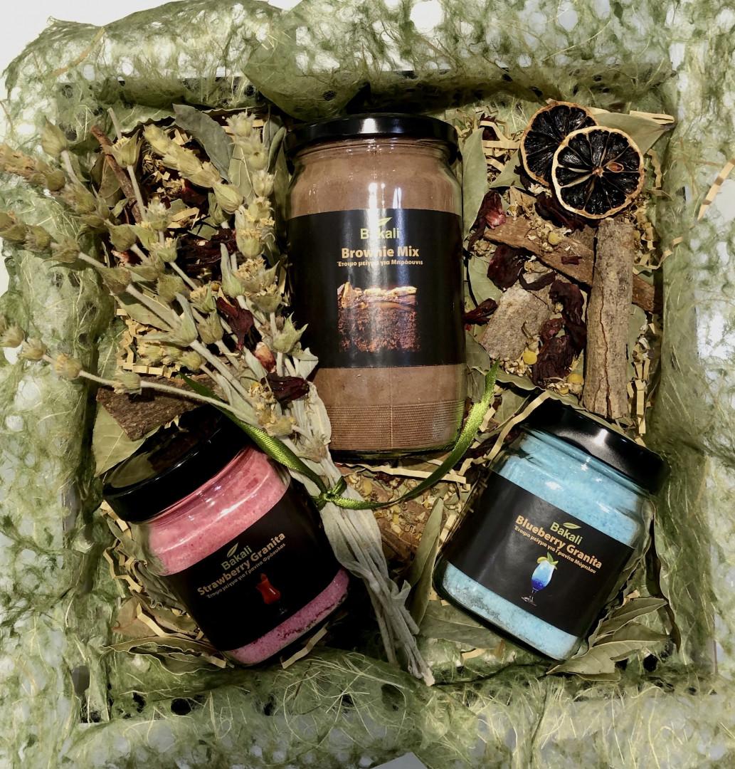 Sweet gift box #21