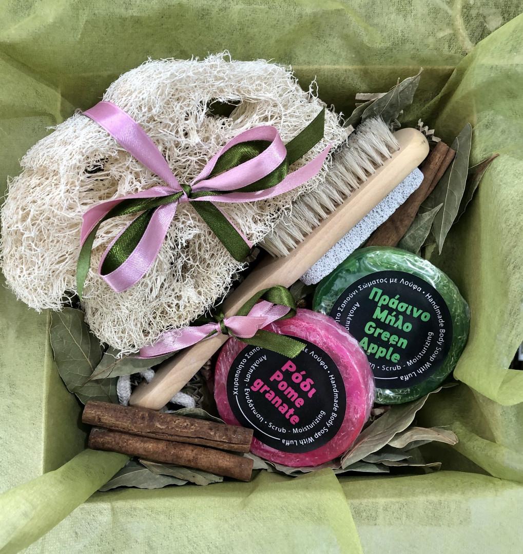 Soap gift box #22