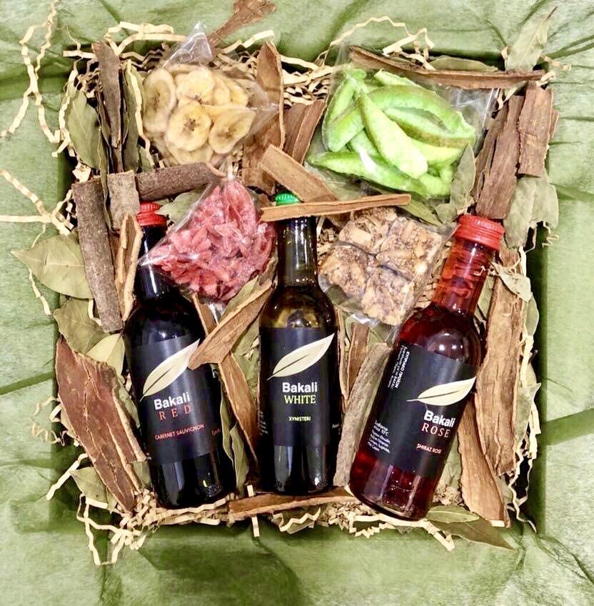 Wine gift box #29