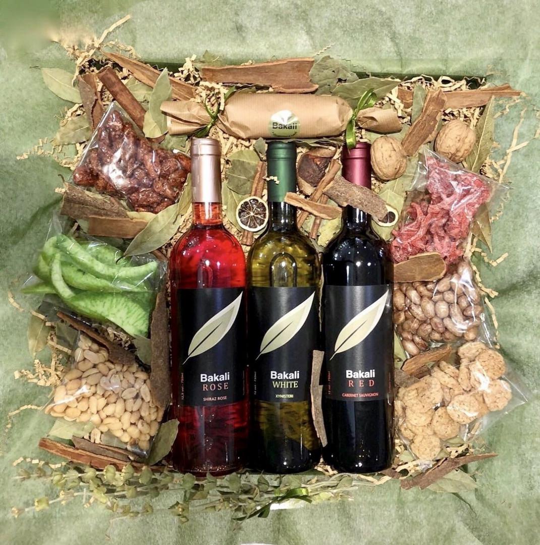 Wine taste gift box #28
