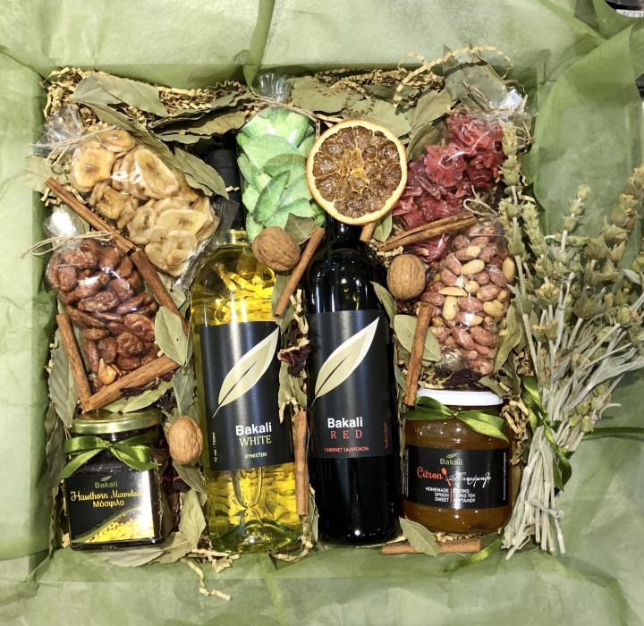 Wine gift box #26