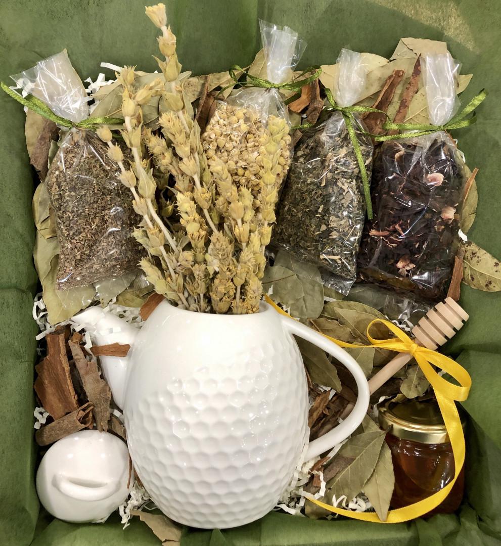 Tea time gift box #34