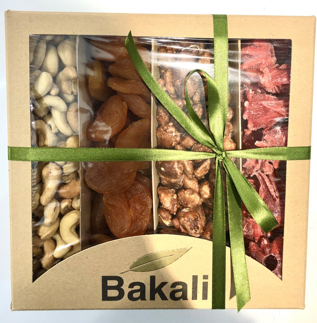 Nuts gift box #37