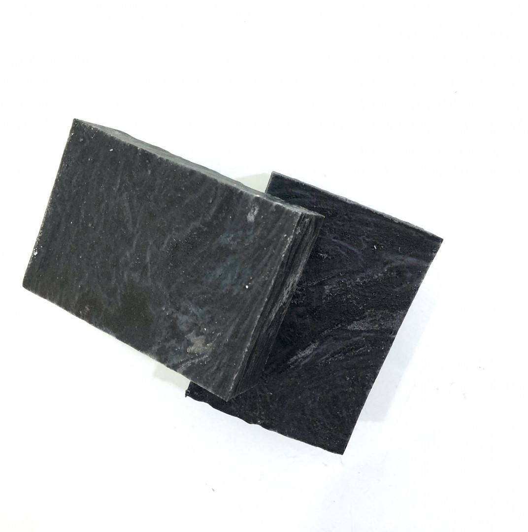 Active Carbon (body- face) Handmade Soap