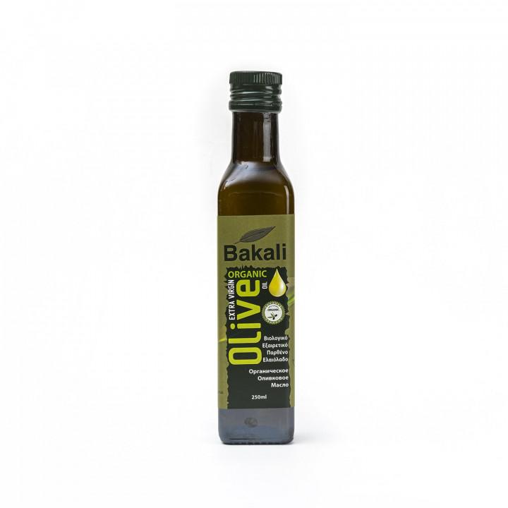 Organic virgin olive oil 250ml