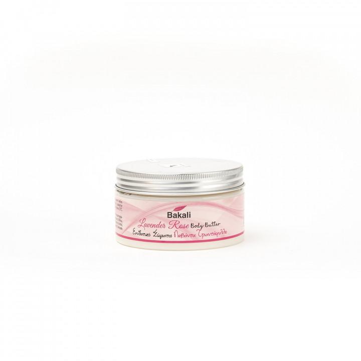 Lavender- Rose Body Butter 200 ml