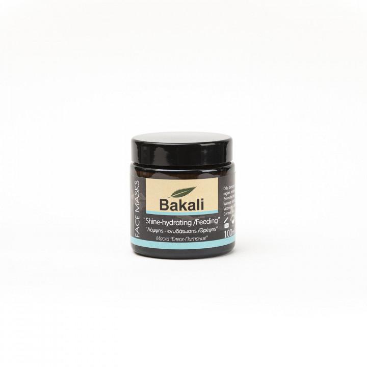 Shine and moisturizing mask 100ml