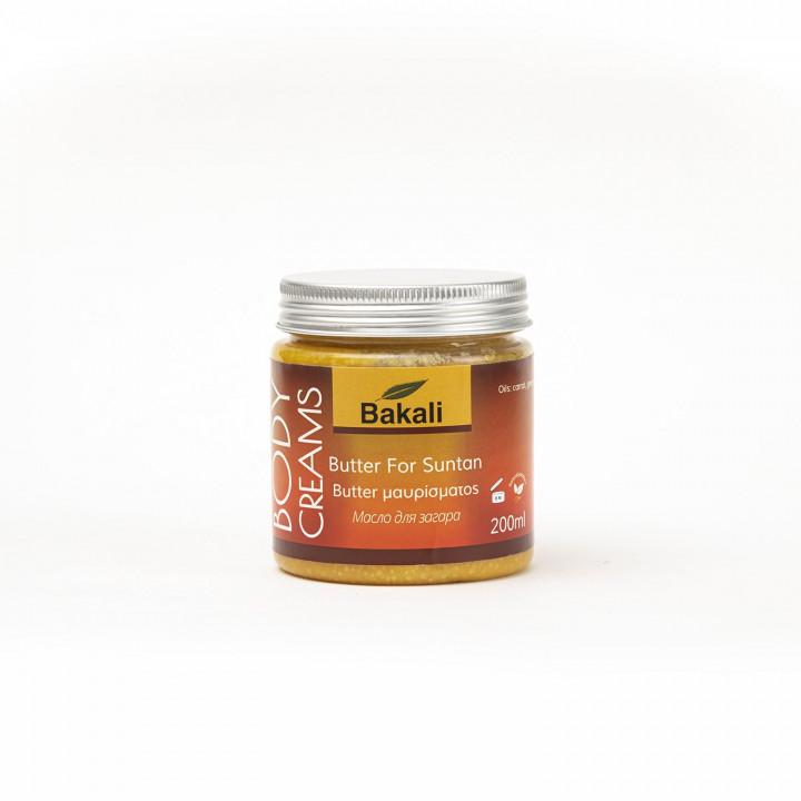 Butter cream for intense tanning 200 ml