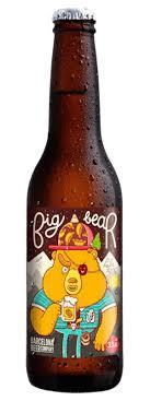 BBC BIG BEAR BOTTLE GLUTEN FREE 5%