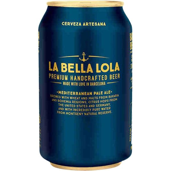BBC LA BELLA LOLA 330ML (CAN)