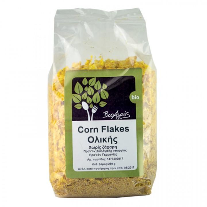 Bio Whole Grain Corn Flakes
