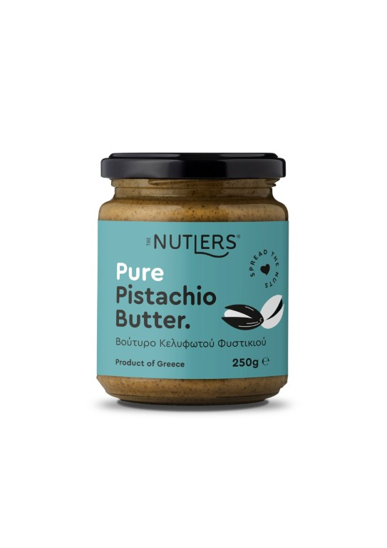 The Nutlers CLASSIC PISTACHIO BUTTER