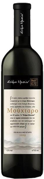 KTIMA MOUSON MOUXTARO 750ML