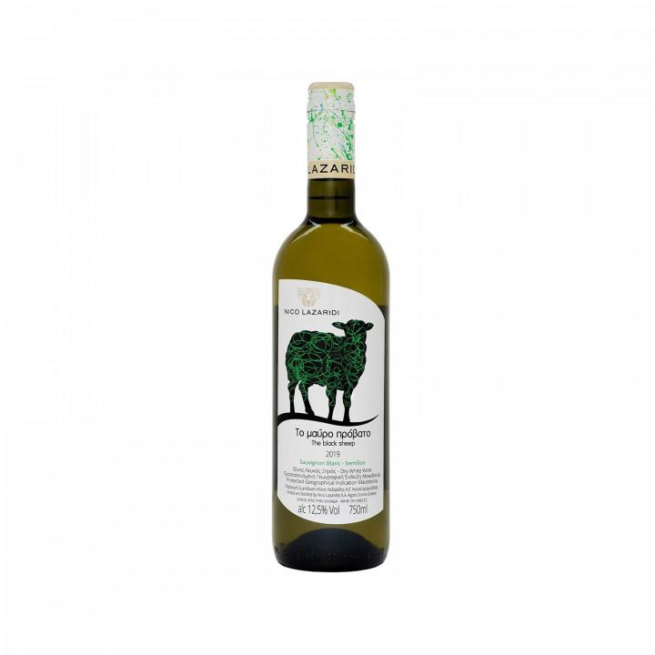 CHATEAU NICO LAZARIDI BLACK SHEEP WHITE 75CL