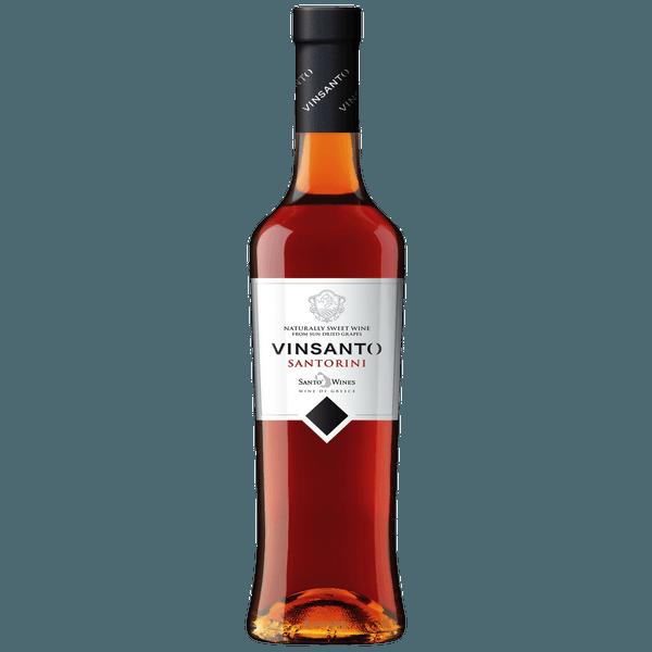 VINSANTO SANTORINI SWEET WINE 50CL