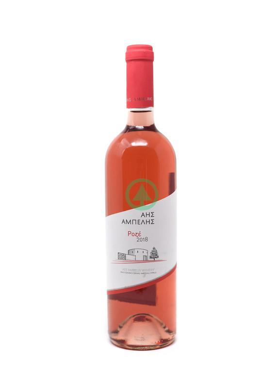 AES AMBELIS WINERY ROSE 75CL