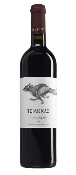 TSIAKKAS PORFIROS 75CL