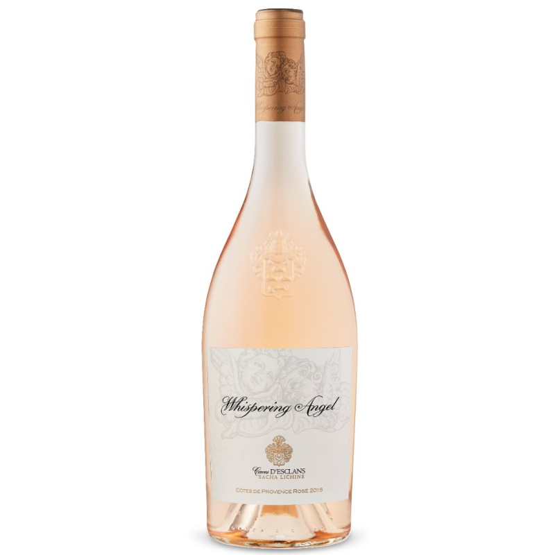 WHISPERING ANGEL ROSE PROVENCE 75CL
