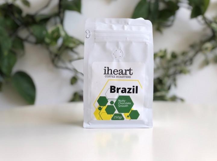 BRAZIL - Nutty Chocolate Smooth