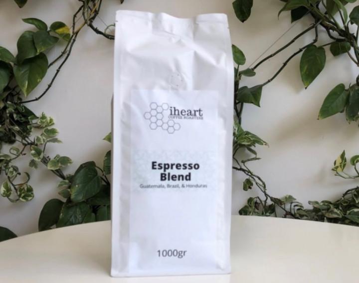 iHeart Espresso Blend - Guatemala, Brazil & Honduras