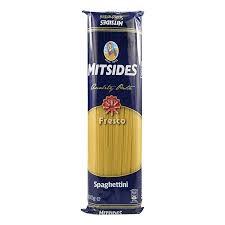 MITSIDES SPAGHETTINI 500g