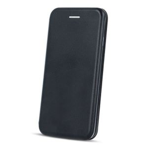 Carrying Case for Samsung A530 A82018 Senso Oval Book Magnetic Case Black