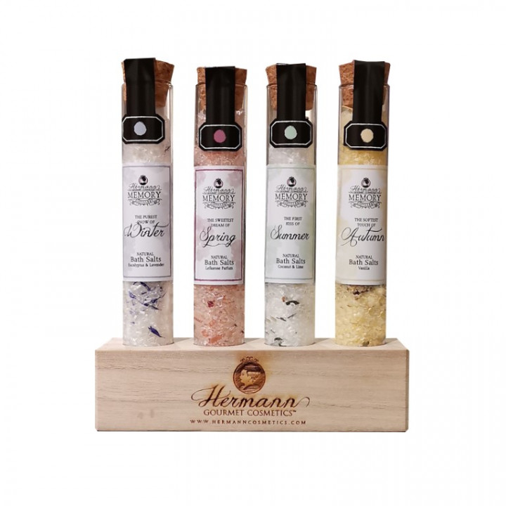 SEASONS COLLECTION Natural Bath Salts