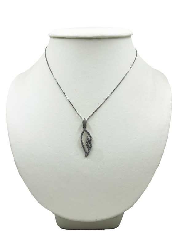 white gold necklace - Silver - SPECIAL OFFER