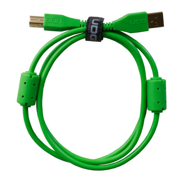 UDG Ultimate Audio Cable USB2 A-B 3m Green