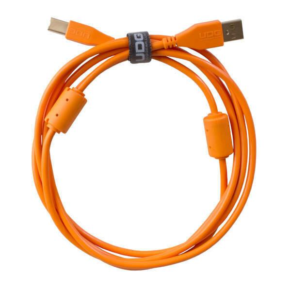 UDG Ultimate Audio Cable USB2 A-B 3m Orange